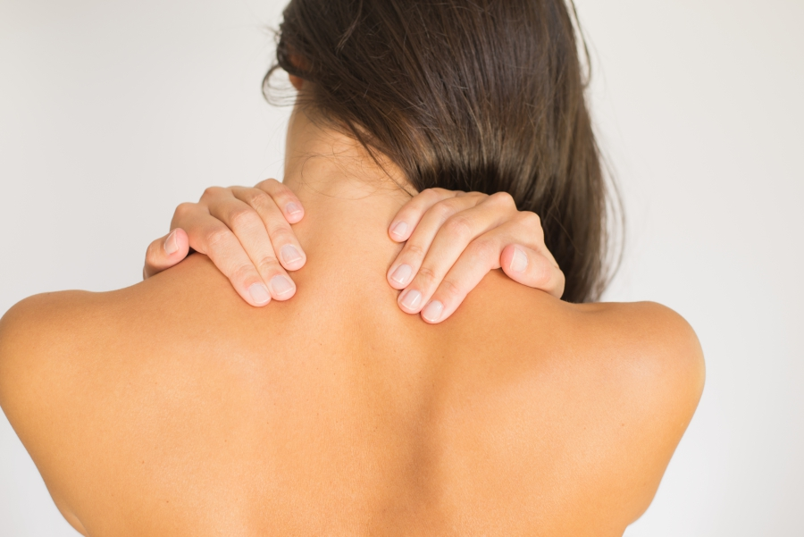 neck pain relief Woodstock